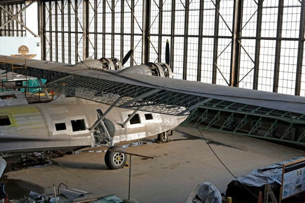 Consolidated PBY-5A Catalina -- photo by Joe May