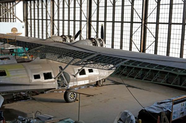 Consolidated PBY-5A Catalina -- photo by Joe May