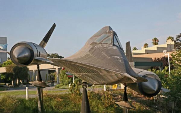 """Lockheed A-12 """"Titanium Goose"""""""