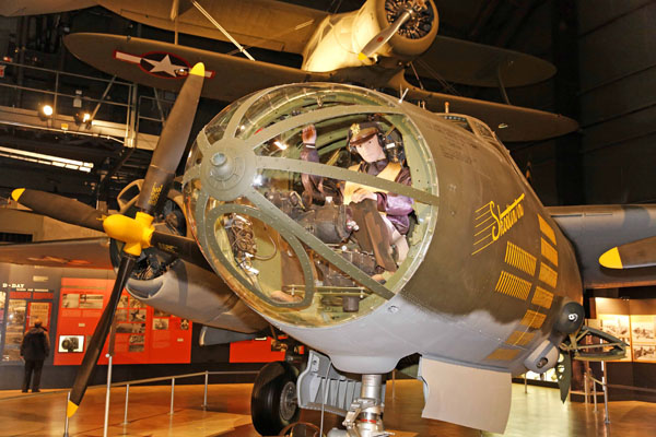 Martin B-26G Marauder -- photo by Joe May
