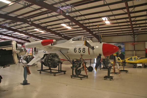 Lockheed XFV — photo by Joe May