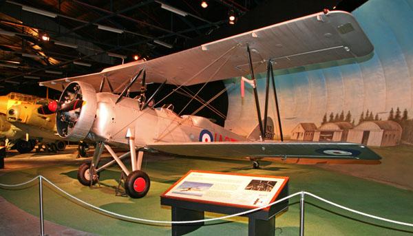 Avro 626 — photo by Joe May