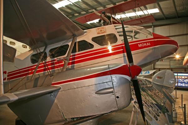 de Havilland Dragon Rapide — photo by Joe May