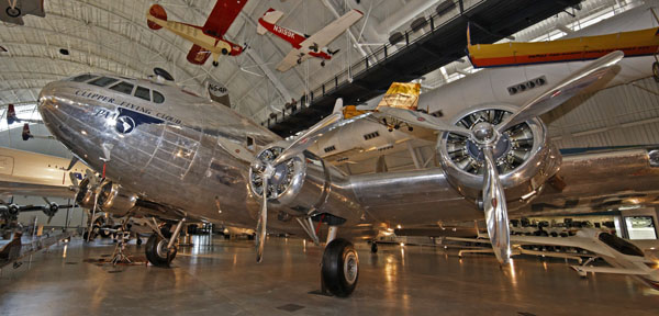 Boeing 307 Stratocruiser — photo by Joe May