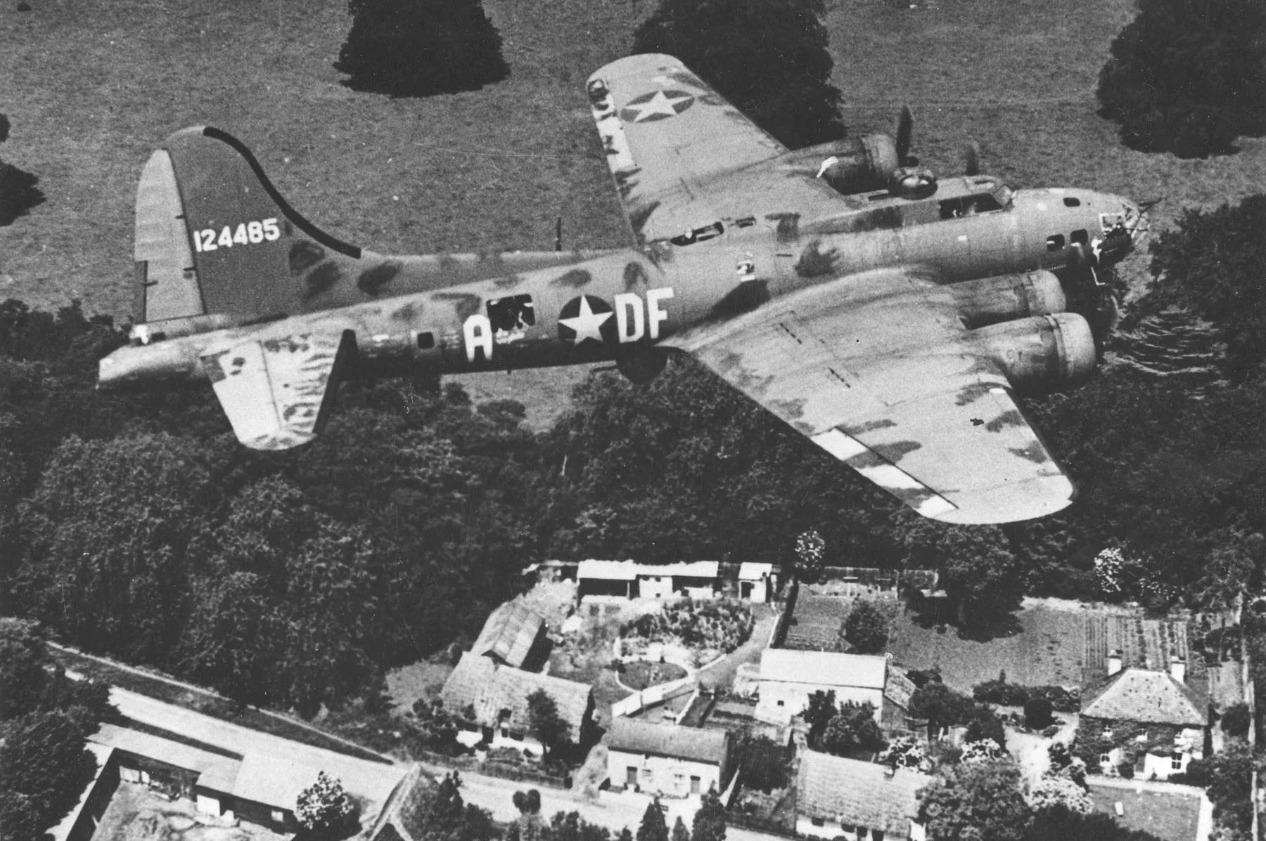 Memphis Belle — First To Make 25