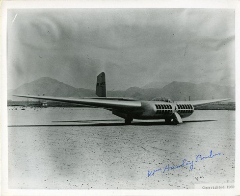 AC Bowl W 02 of W Hawley Bowlus on the ground — photo from the San Diego Air and Space Museum archive