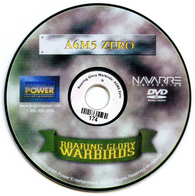 Roaring Glory Warbirds: A6M5 Zero, 1998, 103 minutes
