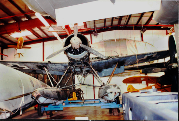 Ar 196 — San Diego Air & Space museum archive photo