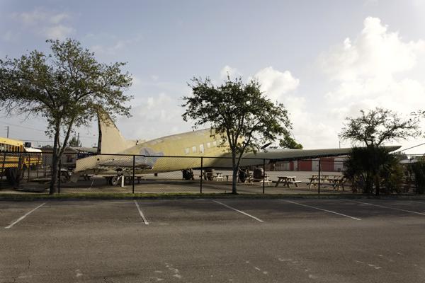 Skytrain at GStar School of the Arts — photo by Joseph May