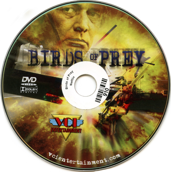 Birds of Prey, 1973, made for TV movie, 1 hour 21 minutes