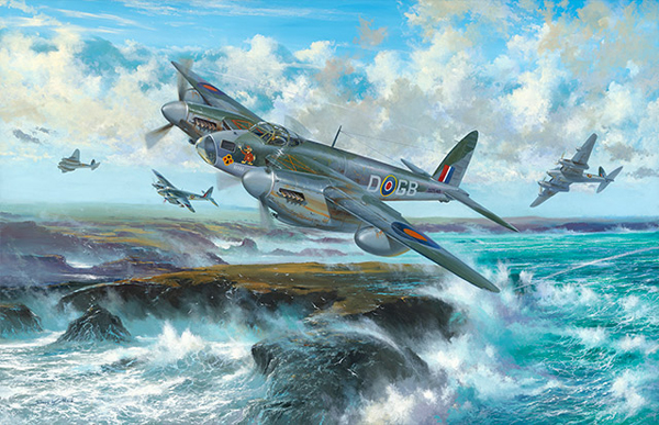 On the Wings of the Storm by Simon W. Atack