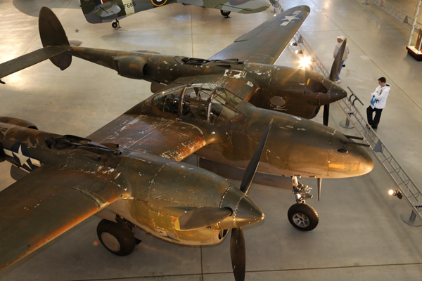Lockheed P-38 Lightning — photo by Joseph May