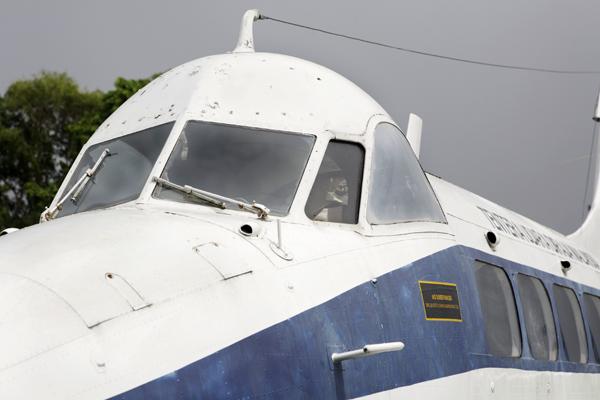 de Havilland Dove — photo by Joseph May