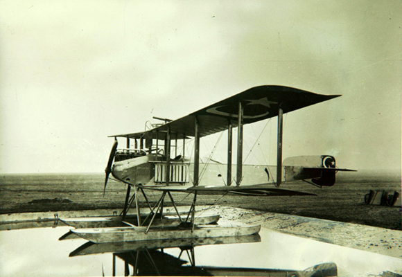 Gotha WD-2 Floatplane — San Diego Air & Space Museum archive photo