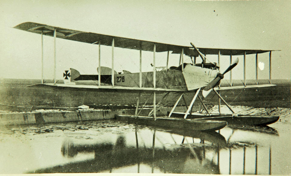 Gotha WD-8 Floatplane — San Diego Air & Space Museum archive photo