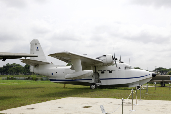 Grumman Albatross — photo by Joseph May