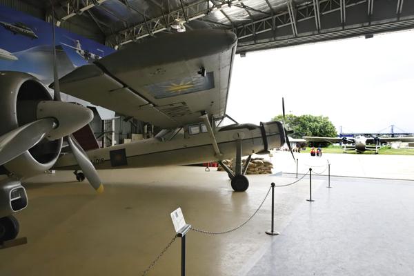 Scottish Aviation Pioneer — photo by Joseph May