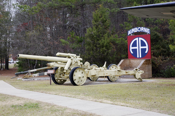 Wermacht 15cm field howitzer — photo by Joseph May