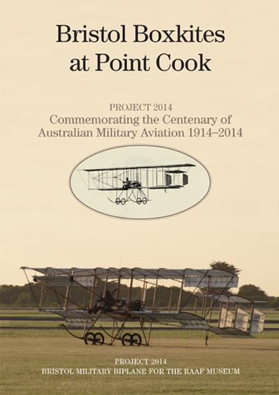 Bristol Boxkites at Point Cook