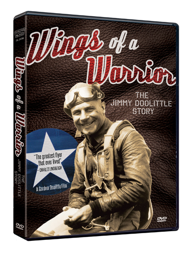 Wings of a Warrior: the Jimmy Doolittle Story by Gardner Doolittle (filmmaker/host) on the Shelter Island label