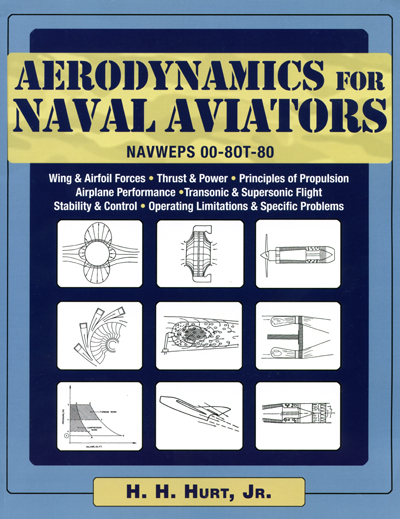 Aerodynamics for Naval Aviators: NAVWEPS 00-80T-80 by H.H. Hurt Jr.