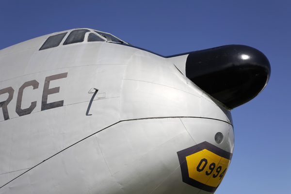 Douglas C-124 Globemaster II — photo by Joseph May