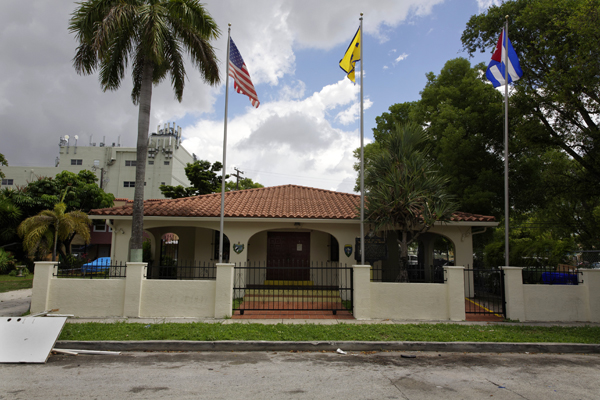 Bay of Pigs Museum Miami — photo by Joseph May