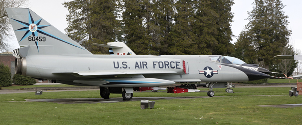 F-106 A Delta Dart — photo by Joseph May