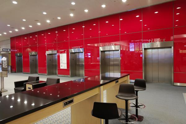 TIA Elevators — photo by Joseph May