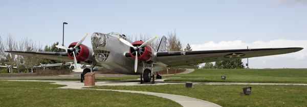 Douglas B-18 Bolo — photo by Joseph May