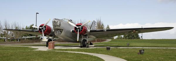 Douglas B-18 Bolo — photo by Joseph May
