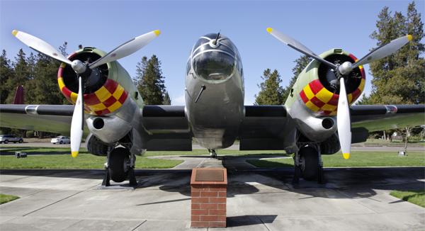 B-23 Dragon — photo by Joseph May
