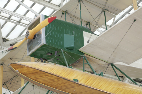 Boeing Model 1 — photo by Joseph May