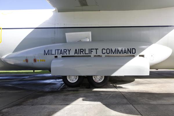 Lockheed C-141B Starlifter— photo by Joseph May