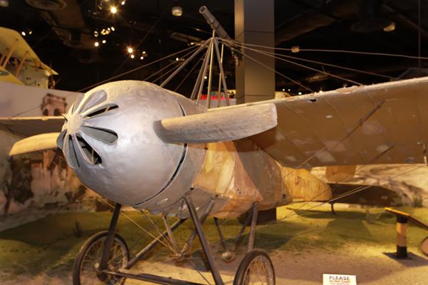 Caproni Ca.20 — photo by Joseph May