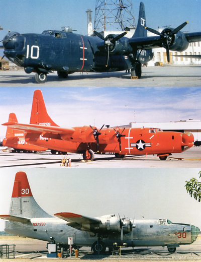 Convair PB4Y-2/P4Y-2 Privateer by Nicholas A. Veronico & Steve Ginter (back cover)