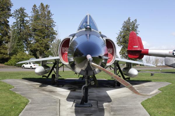 F-102 — photo by Joseph May