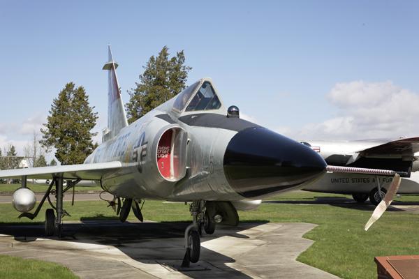 F-102 — photo by Joseph May