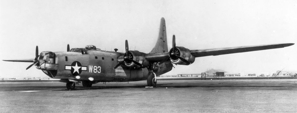Consolidated PB4Y-2 Privateer — Sand Diego Air & Space Museum archive photo