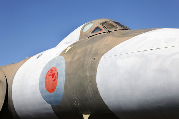 Avro Vulcan — photo by Joseph May