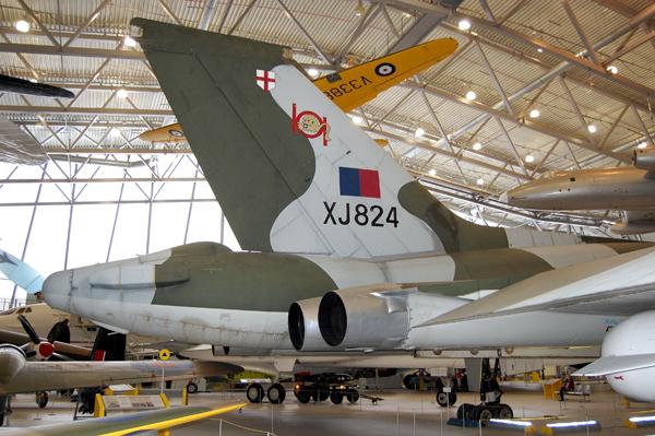 Avro Vulcan — photo and copyright Ross Sharp