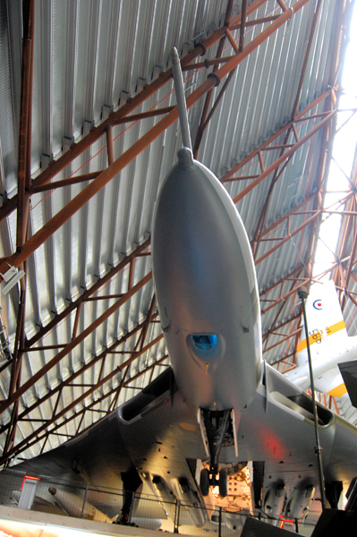 Avro Vulcan — photo and copyright Ross Sharp