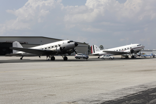 DC-3s alive and well — photo by Joseph May