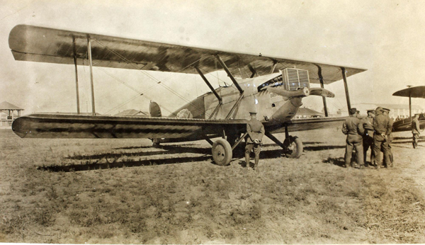 Douglas World Cruiser 1924 — San Diego Air & Space Museum Archive photo