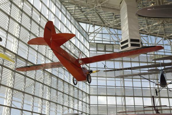 A Flying Bathtub the Aeronca C-2 — photo by Joseph May