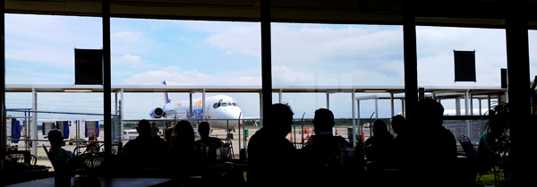 View from the SkyView Cafe — photo by Joseph May