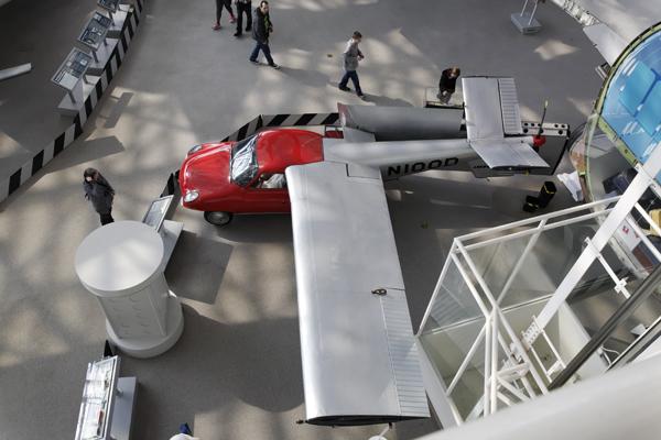 Taylor Aerocar III — photo by Joseph May