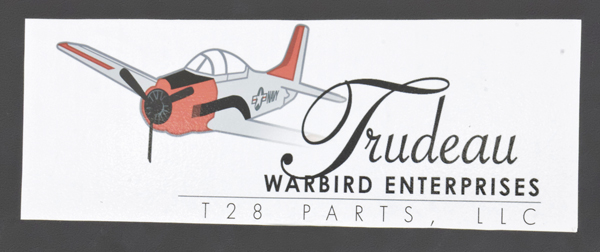 Trudeau Warbird Enterprises — photo by Joseph May