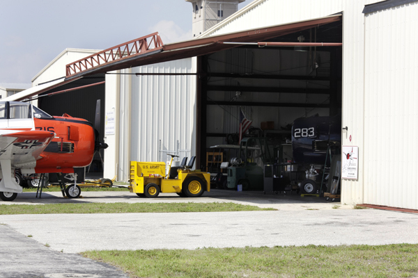 Trudeau Warbird Enterprises — photo by Joseph May