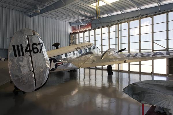 Beechcraft C-45 Expeditor — photo by Joseph May